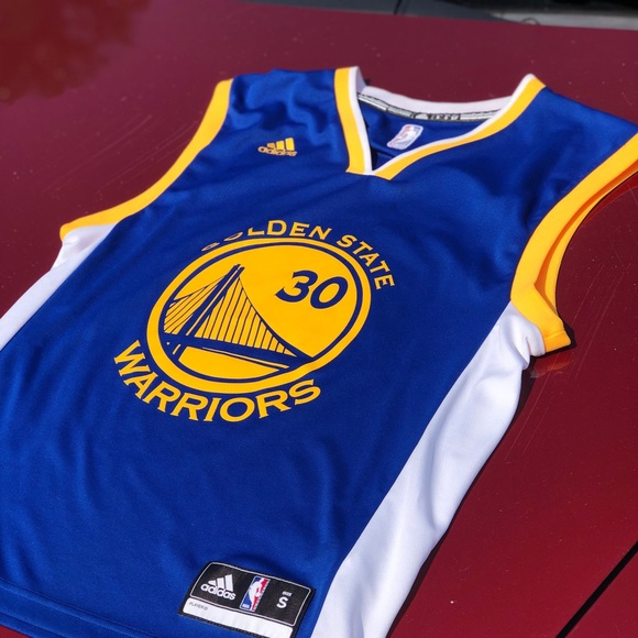 hot sale online cef44 26dc5 Adidas GSW Stephen Curry #30 Jersey